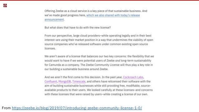 Zeebe 0 20 0 Release Webinar - July 22, 2019