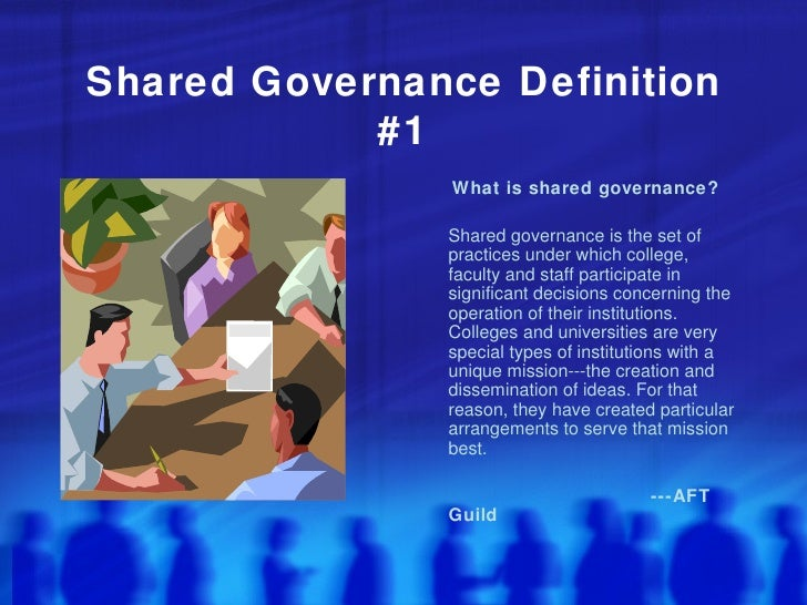 shared governance in nursing Lippincott nursingcenter is the premiere destination for professional development for nurses we are powered by more than 50 of the leading peer-reviewed nursing journals, including ajn, nursing2015, nursing management, the nurse practitioner, nursing2015 critical care, and many more specialty journals.