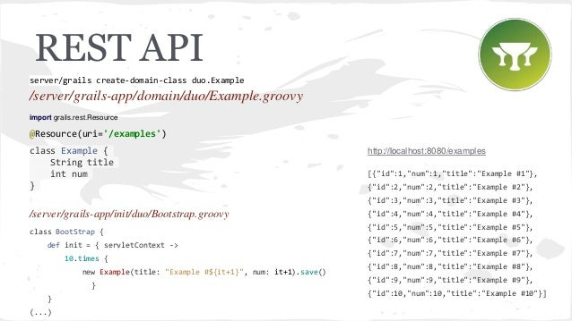 Using jquery datatables in grails application.