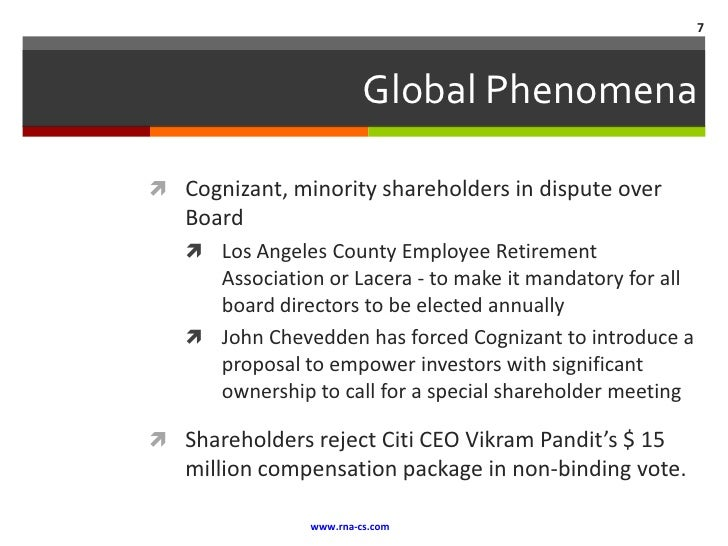 shareholders activism A dedicated shareholder activist is an investor who actively seeks out companies with the intention of engaging directly with the board and management to.