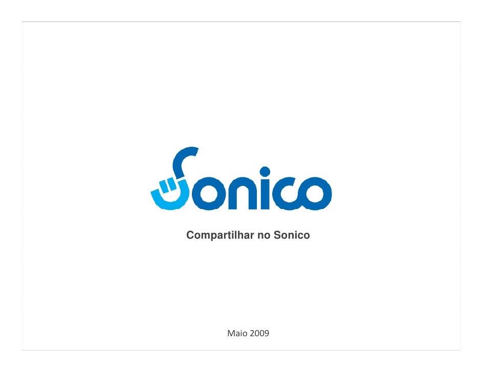 Compartilhar no Sonico            Maio2009