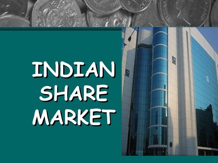 INDIAN SHAREMARKET