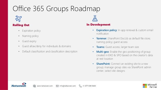 Are you using Office 365 Groups yet? You should be!