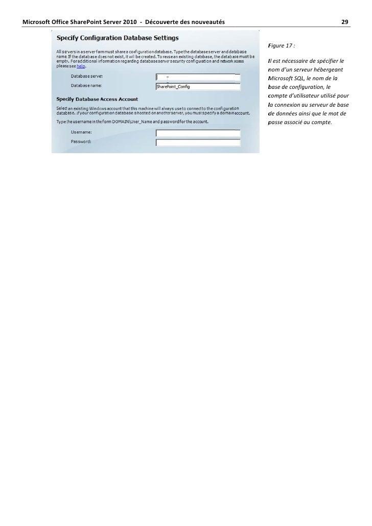 SharePoint 2010   Découverte des nouveautées