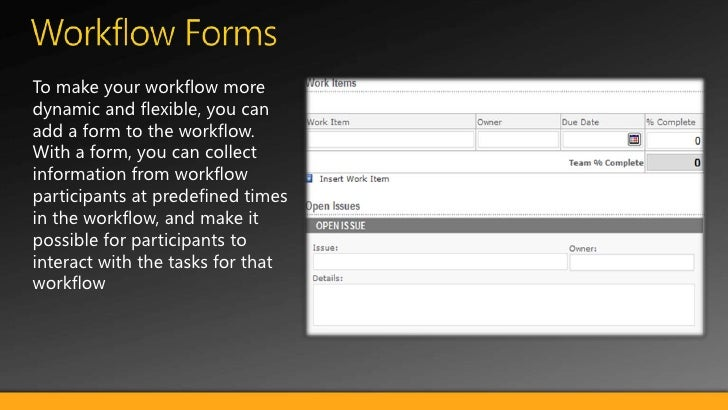 SharePoint  2010 workflows <br /><ul><li>What is a workflow?