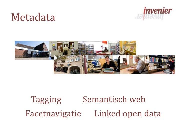 SharePoint2010 en metadata: do's en do not's Slide 3