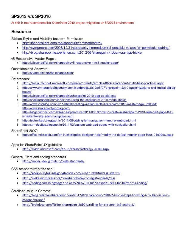 Share point 2010 portal setup
