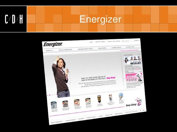 CDH   Energizer