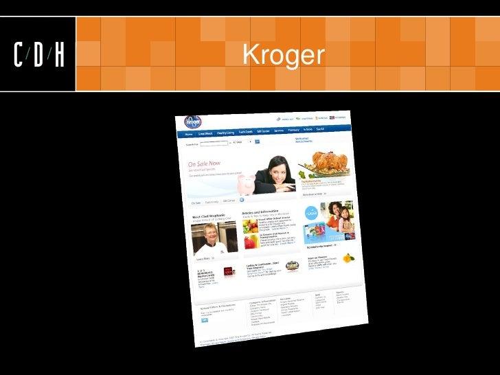 CDH   Kroger