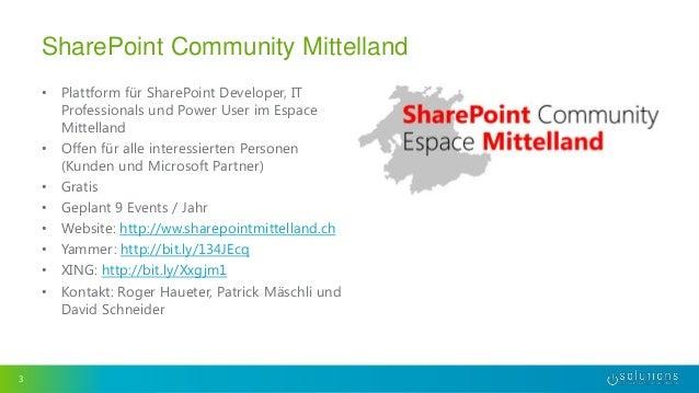 Pimp My SharePoint - Performanceprobleme vorbeugen, analysieren und beheben Slide 3