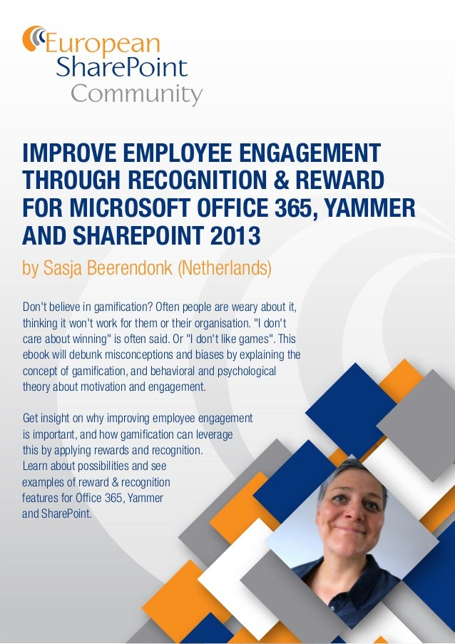 Improve Employee Engagement Through Recognition Amp Reward