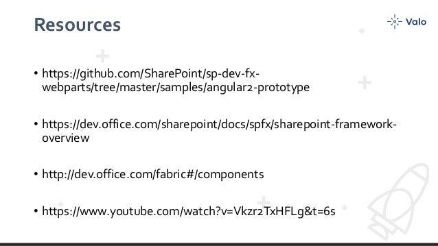 SharePoint Saturday Lisbon 2017 - SharePoint Framework, Angular & Azu…