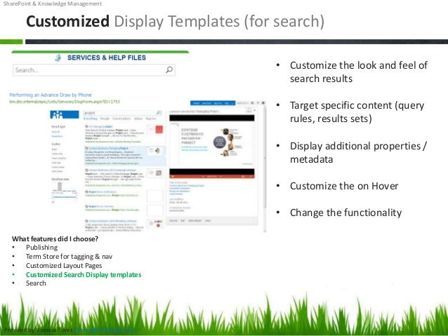 sharepoint knowledge management template.html