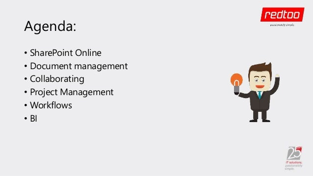 SharePoint Online Collaboration Options Slide 2