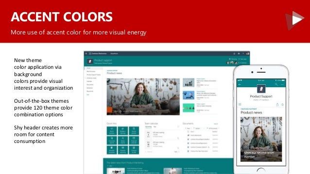 SharePoint Online Site Design and Site Scripts: The New