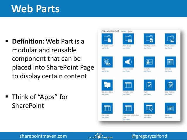 sharepoint out of the box