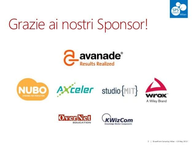 Apps for SharePoint Online 2013 Slide 2