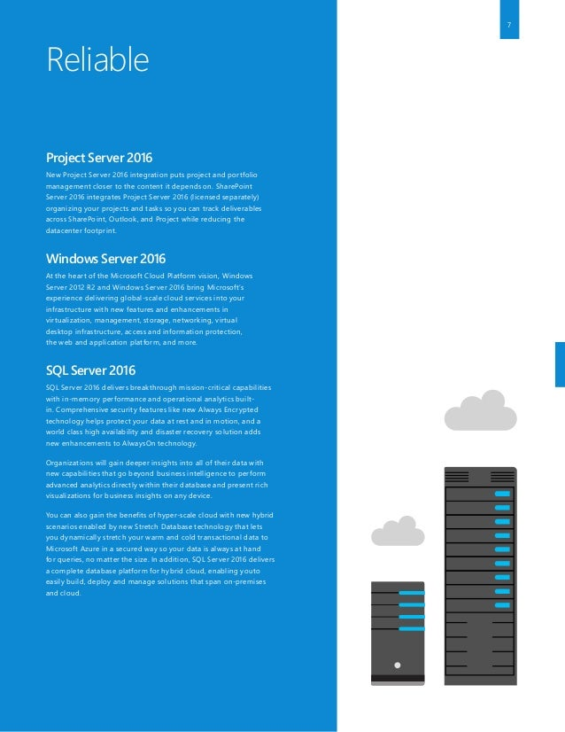 Microsoft SharePoint Server 2016 Preview - Reviewers Guide