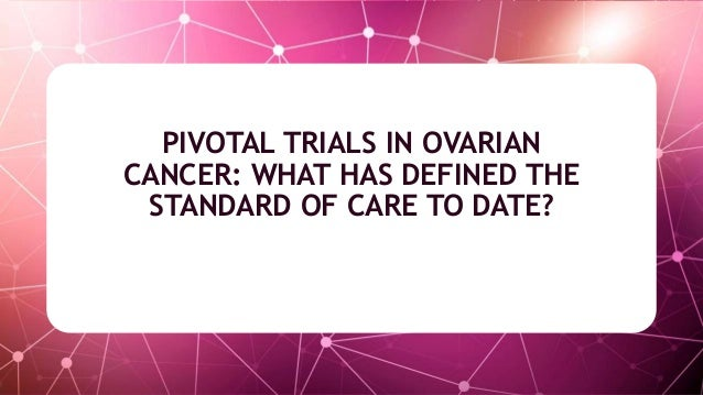 Dating after ovarian cancer