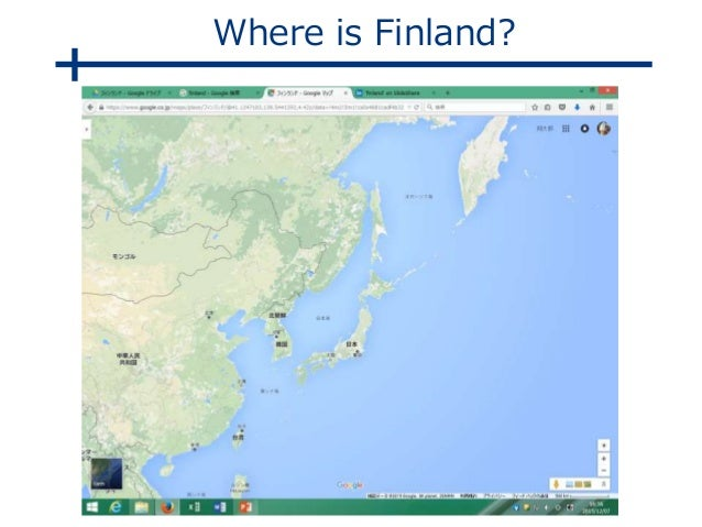 Finland Now And Future - Where is finland
