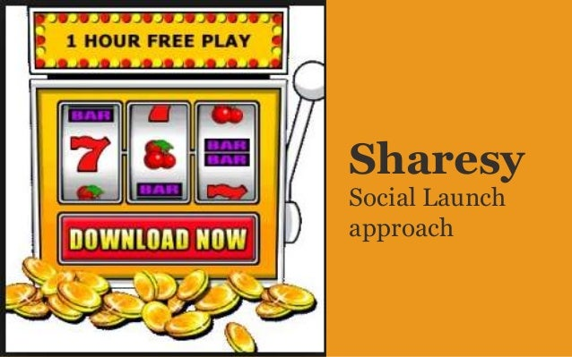 Sharesy Social Launch approach