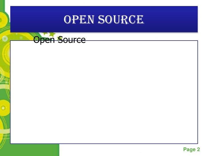 Shareware open source freeware shareware powerpoint templates page 1 2 open toneelgroepblik Image collections