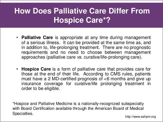 SHARE Presentation: Palliative Care for Women