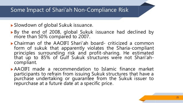shariah non compliance The ftse shariah japan 100 index has been designed to be used as the basis   total interest and non compliant activities income should not.
