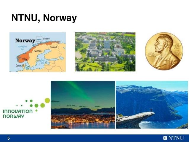 5 NTNU, Norway