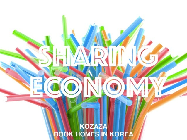 SHARING ECONOMY KOZAZA BOOK HOMES IN KOREA