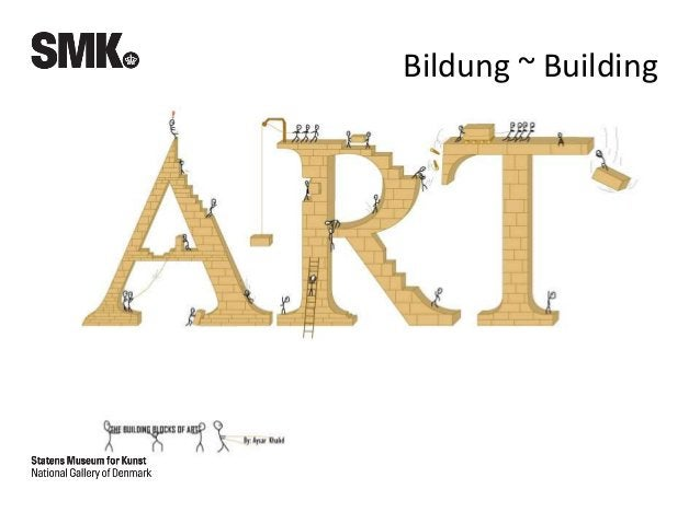 Bildung ~ Building