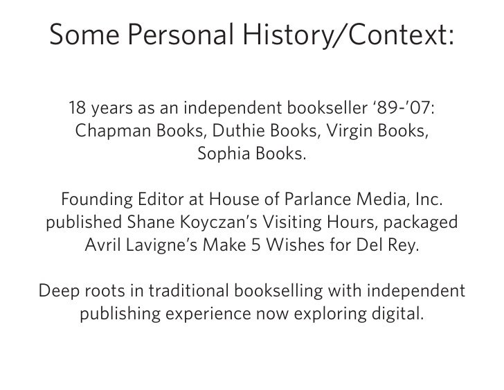 Sharing Culture in Books and the Benefits of Openness: Social Networks, P2P & Infinite Digital Space Slide 2