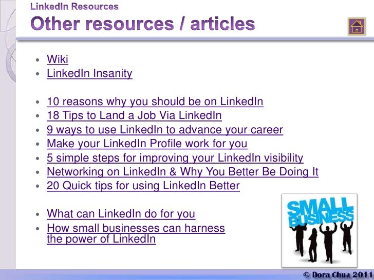other resources 53 - How Linkedin May Help You Find A Job And Advance Your Career