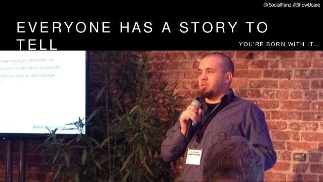 Sharing Your Story in 140 Characters - Brian Fanzo Ignite Talk Slide 2