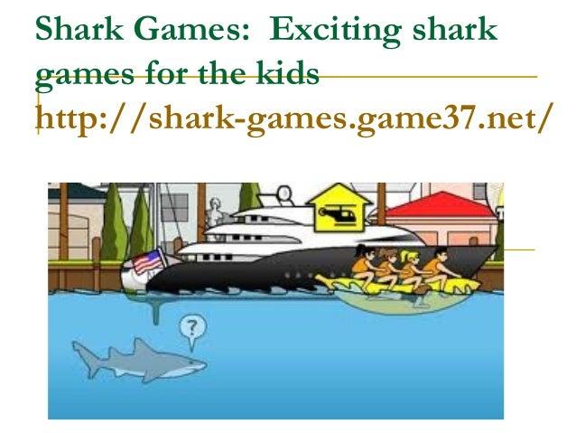 Shark Games: Exciting sharkgames for the kidshttp://shark-games.game37.net/