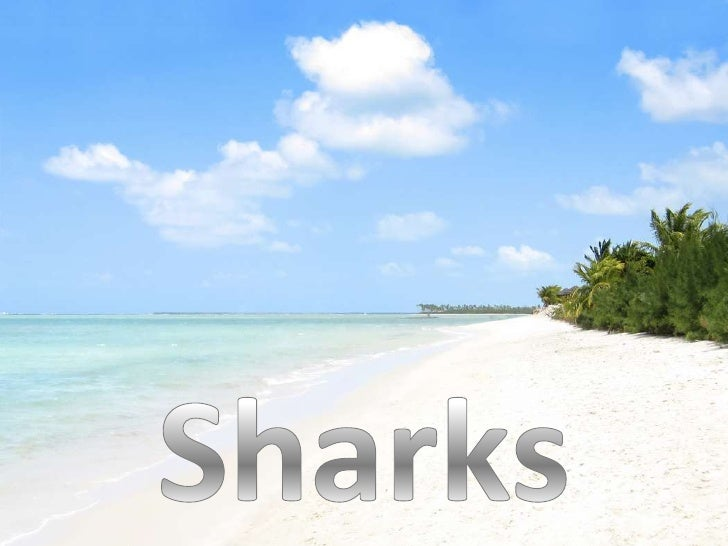 In some form, sharks have been around for   about 400 million        years.
