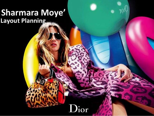 Sharmara Moye'Layout Planning