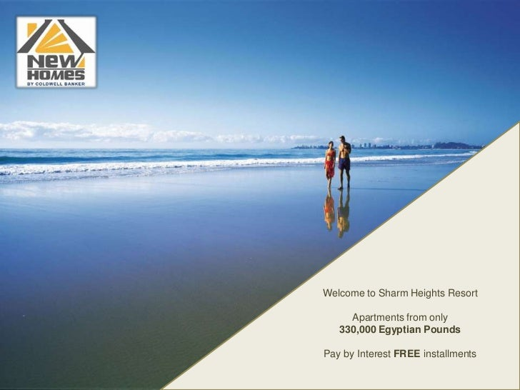 Welcome to Sharm Heights Resort<br />Apartments from only <br />330,000 Egyptian Pounds<br />Pay by Interest FREE installm...