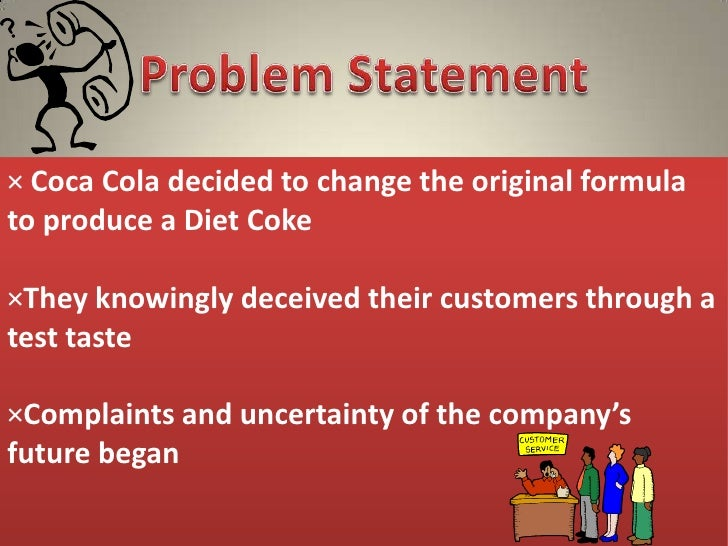 coca cola s business process management The coca-cola company is a global business that operates on a local scale, in every community where we do business we are able to create global reach with local focus because of the.