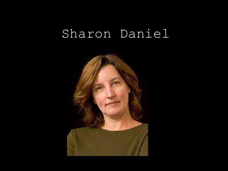 Sharon Daniel<br />