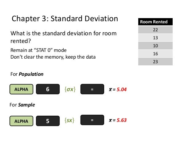 Sharp Calculator Demonstration