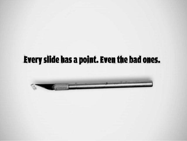 Sharpen your point  Slide 2