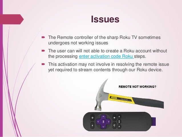 Remote not working