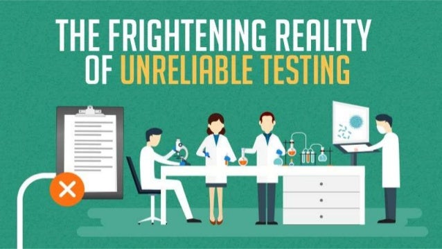 Sharp- The Frightening Reality of Unreliable Testing