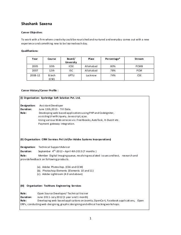 node js resume a good resume example