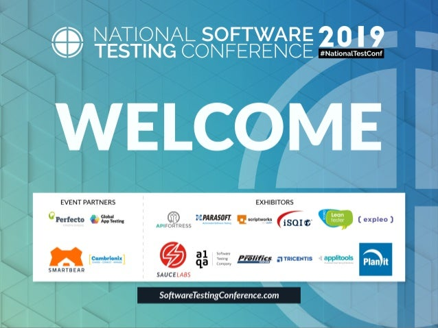Choosing a CI friendly Mobile Test Automation Framework National Software Testing Conference 2019 The British Museum, Lond...