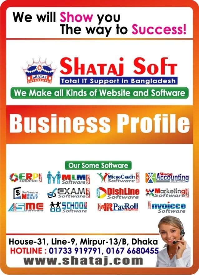 Shataj Business Profile