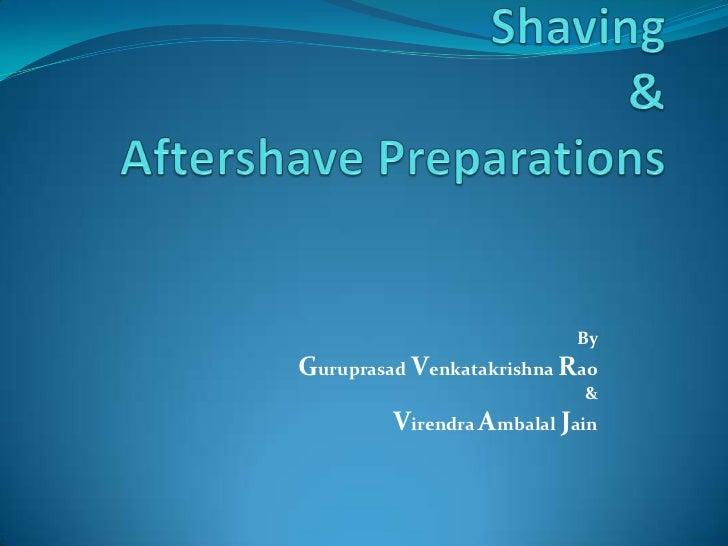 ByGuruprasad Venkatakrishna Rao                            &         Virendra Ambalal Jain