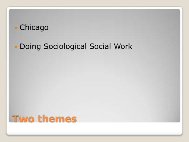 social problems sociology of the workplace Scientific method for sociology  researching questions and problems through objective  about various aspects of society and social.