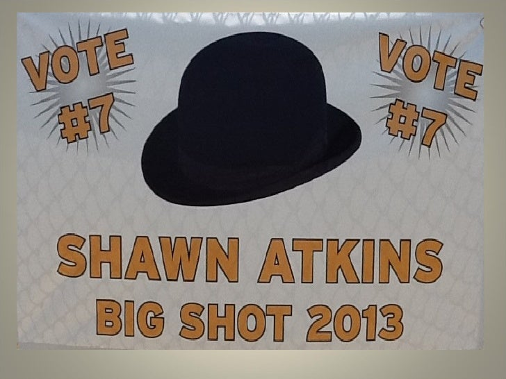 VOTE for Shawn Atkins #7 ZULU Big Shot 2012-2013!